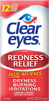 Clear Eyes® Eye Redness Relief